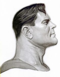 art penciled by Alex Ross SUPERMAN