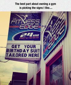 The Best Part About Owning A Gym