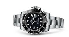 Rolex Submariner (Black, Day)
