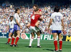Inglaterra Francia 82