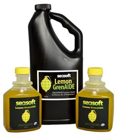 Seasoft Lemon GrenAIDE Enzymatic Diving & Snorkeling Sporting Goods - https://xtremepurchase.com/ScubaStore/seasoft-lemon-grenaide-enzymatic-573017897/