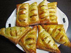 Blätterteig - Apfeltaschen, ein sehr leckeres Rezept aus der Kategorie Kuchen. Bewertungen: 88. Durchschnitt: Ø 4,4.