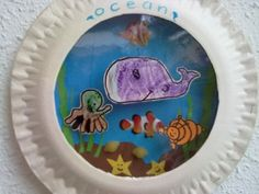 Such a cute idea for an ocean unit. Would be so fun with my Kinder-2nd graders this summer!!!!