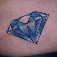 tattoo diamond diamondtattoo on Instagram