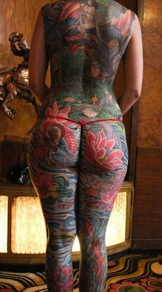 100 Japan Tattoos #japan #tattoo