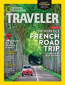 National Geographic Traveler  Get this product today at BCWgogreen.com