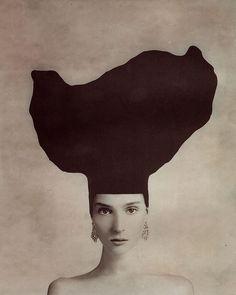 ⍙ Pour la Tête ⍙ hats, couture headpieces and head art - Justin Cooper