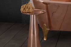 Cone Copper Table