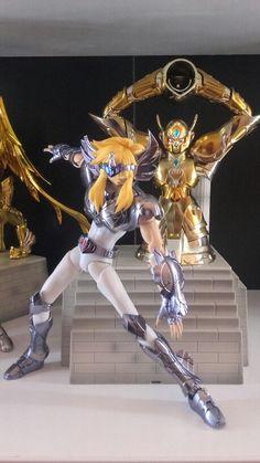 Bandai Myth Cloth Ex Hyoga http://amzn.to/2ih65qI http://amzn.to/2qkMdK7