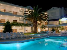 Evridiki #Hotel | #Fourka Kassandra #Halkidiki