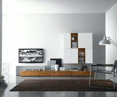 Schön Wohnwand U2013 Moderne Designer TV Wohnwände