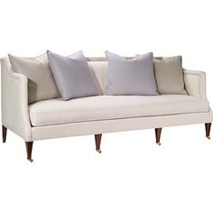 Hickory Chair 1521-85 Suzanne Kasler Southworth Sofa available at Hickory Park Furniture Galleries