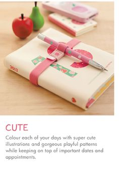2013 Diaries  Calendars | kikki.K Stationery  Gifts