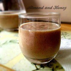 Almond and Honey: Date Shake