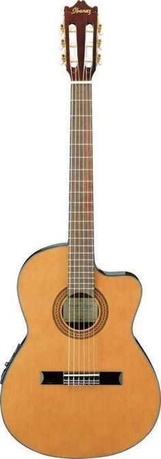 Ibanez GA5TCE Classical Nylon String Guitar