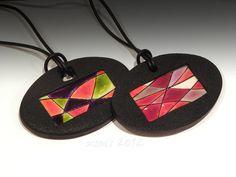 pendants by Orson's World, via Flickr