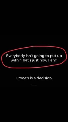 Growth is a decision Quotable Quotes, Faith Quotes, Wisdom Quotes, Quotes To Live By, Motivational Quotes, Life Quotes, Inspirational Quotes, Underappreciated Quotes, Favorite Quotes