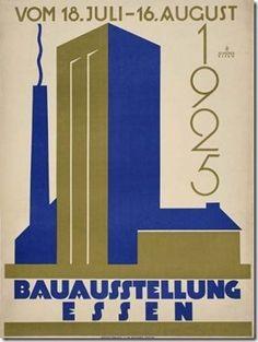 Bauausstellung 1923.