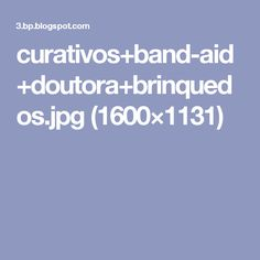 curativos+band-aid+doutora+brinquedos.jpg (1600×1131)