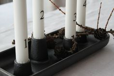 Iittala, Allas candleholder