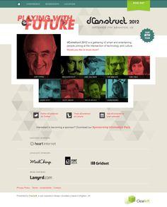 dConstruct 2012, 21st November 2012