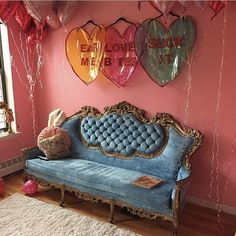 itsstellarose:Happy Valentine's Day from our house to yours! Photo by @die_obliterator #dollhouseclubhouse