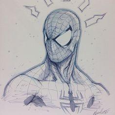Spider-Man by Alvin Lee *