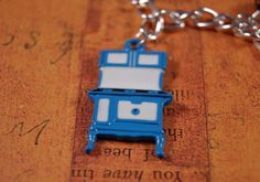 Cookin' in the Kitchen Charm Bracelet by ForestofJewels on Etsy, $25.00