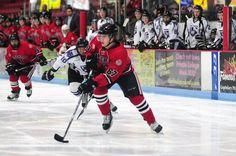 Waterloo Black Hawks USHL Hockey Team / Waterloo, Iowa
