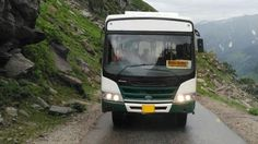 Electric Buses To Finally Hit The Roads Of Rohtang   >>>> People in #Rohtang can now travel in electric buses as, on Friday, Himachal Pradesh became the first state in the country to run an electric bus at an altitude of 13,050 feet.  The state transport department has been successful at the trial of the electric bus.