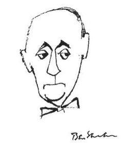 Ben Shahn - Self Portrait