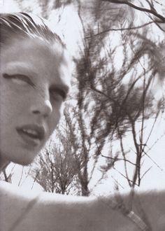 Jil Sander Fall 1997   Angela Lindvall by David Sims