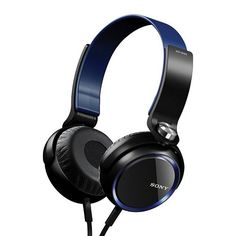 Sony Fashion Extra Bass Headphones