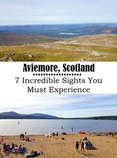 Everything from Reindeer to hiking to good food! The tiny Scottish town of Aviemore has it ALL!