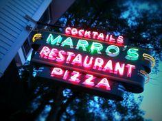 Marro's Restaurant, Saugatuck, MI