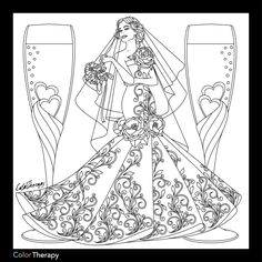 309 Best Fashion Coloring Pages For Adults Images On Pinterest In
