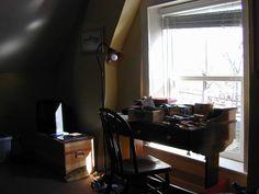 Thompson Home (Jack's desk?)