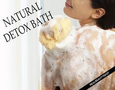 After a stressful and lengthy day, a warm water bath is really relaxing. Using baths to detoxify the body is a...