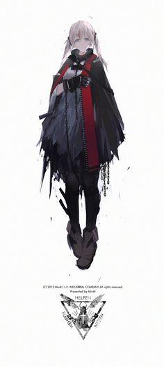 Лубянка Ведьма cover & setting