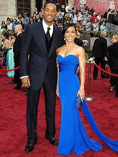 Will & Jada Smith  Is there even anything else to say. I think not.