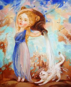 Aquarius ( astrology image)
