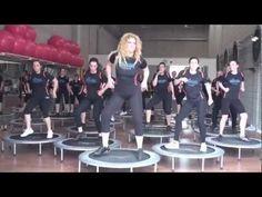 Monya fitness Zumba la perfetta unione tra ginnastica aerobica nei movimenti e la danza latina - YouTube