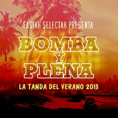Fastah Selecta te trae lo mejor de Panamá en la mix Bomba y Plena - Pull Up Party