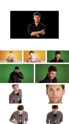 Jensen being all hot and adorable at the same time! #Promos #Photoshoots #Jensen