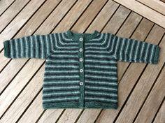 Trøje i bomuld/uld