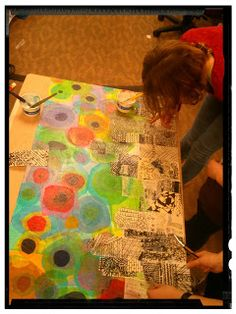 Studio Kids - Children's Art Classes in Ballard, Seattle: Kids Art Auction Projects