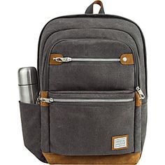 Travelon Anti-Theft Heritage Backpack - eBags.com Anti Theft Backpack c1026ff0f2198