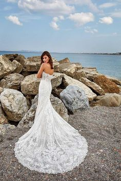 Eddy K is the Italian Dress Designer for over 20 years! We carry the DREAMS Collection here at The Blushing Bride Boutique in Frisco. New 2020 Styles Are Arriving! Wedding Dress Boutiques, Wedding Dress Shopping, Formal Dresses For Weddings, Bridal Wedding Dresses, Designer Gowns, Designer Wedding Dresses, Fit And Flare, Gown Gallery, Frisco Texas