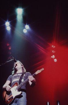 Pink Floyd 'Animals' tour, NYC, July 1977. Photos by David Tan/Shinko Music