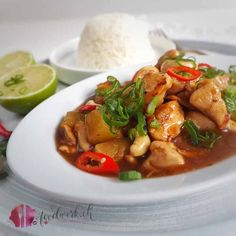 Obtain Chinese Poultry Dish Low Carb Diet Plan, Cauliflower Recipes, Chinese Food, Clean Eating, Food And Drink, Cooking Recipes, Dishes, Healthy, Ethnic Recipes